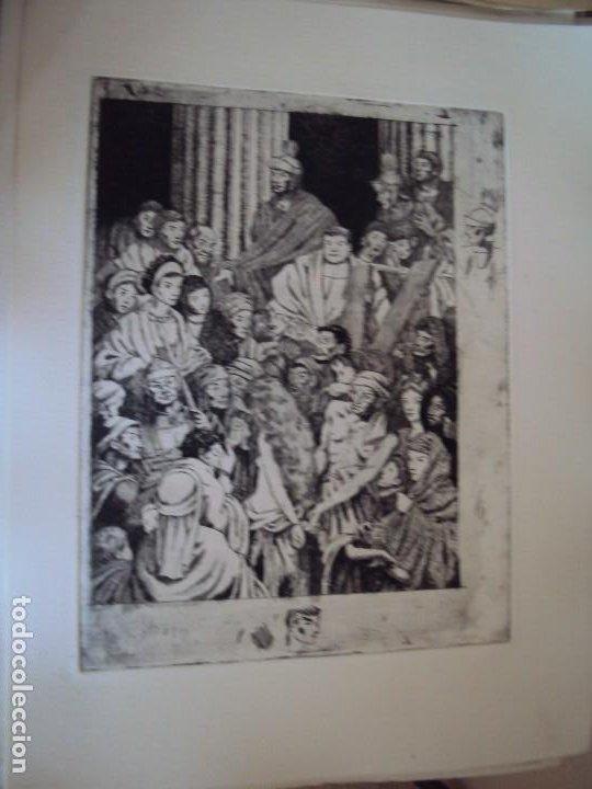 Arte: (PA-200700)LOTE DE 249 GRABADOS Y AGUAFUERTES DE RAMON CAPMANY Y MONTANER (1899-1992) - Foto 56 - 210650055