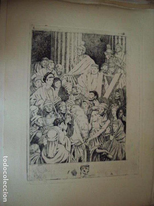 Arte: (PA-200700)LOTE DE 249 GRABADOS Y AGUAFUERTES DE RAMON CAPMANY Y MONTANER (1899-1992) - Foto 60 - 210650055