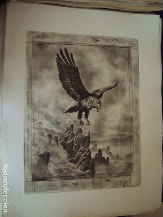 Arte: (PA-200700)LOTE DE 249 GRABADOS Y AGUAFUERTES DE RAMON CAPMANY Y MONTANER (1899-1992) - Foto 64 - 210650055