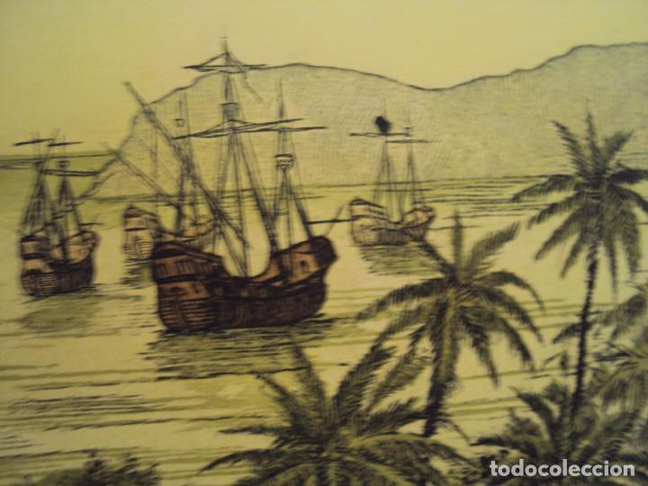 Arte: (PA-200700)LOTE DE 249 GRABADOS Y AGUAFUERTES DE RAMON CAPMANY Y MONTANER (1899-1992) - Foto 66 - 210650055