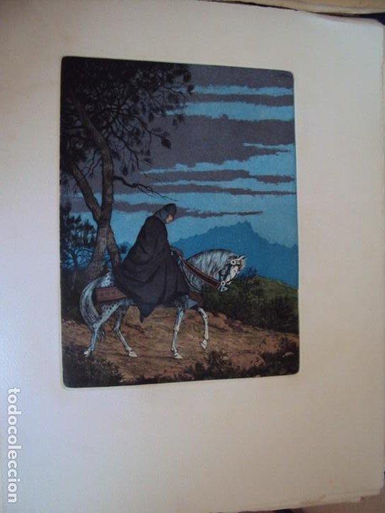 Arte: (PA-200700)LOTE DE 249 GRABADOS Y AGUAFUERTES DE RAMON CAPMANY Y MONTANER (1899-1992) - Foto 68 - 210650055