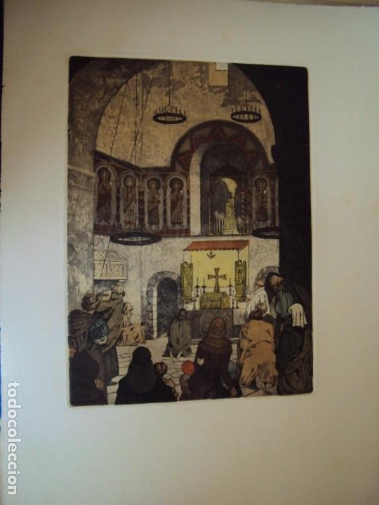 Arte: (PA-200700)LOTE DE 249 GRABADOS Y AGUAFUERTES DE RAMON CAPMANY Y MONTANER (1899-1992) - Foto 70 - 210650055