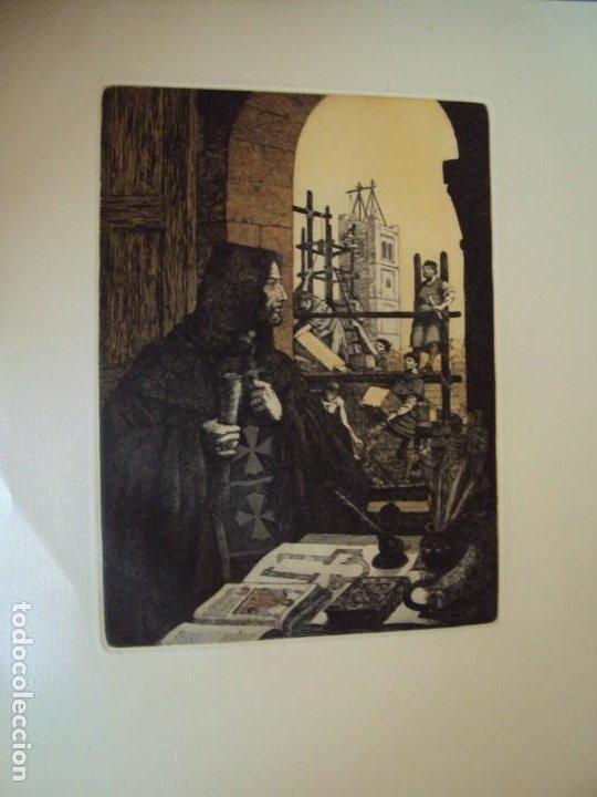 Arte: (PA-200700)LOTE DE 249 GRABADOS Y AGUAFUERTES DE RAMON CAPMANY Y MONTANER (1899-1992) - Foto 71 - 210650055