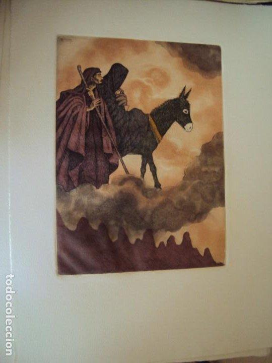 Arte: (PA-200700)LOTE DE 249 GRABADOS Y AGUAFUERTES DE RAMON CAPMANY Y MONTANER (1899-1992) - Foto 73 - 210650055