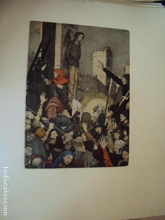Arte: (PA-200700)LOTE DE 249 GRABADOS Y AGUAFUERTES DE RAMON CAPMANY Y MONTANER (1899-1992) - Foto 74 - 210650055