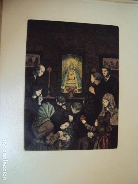 Arte: (PA-200700)LOTE DE 249 GRABADOS Y AGUAFUERTES DE RAMON CAPMANY Y MONTANER (1899-1992) - Foto 75 - 210650055