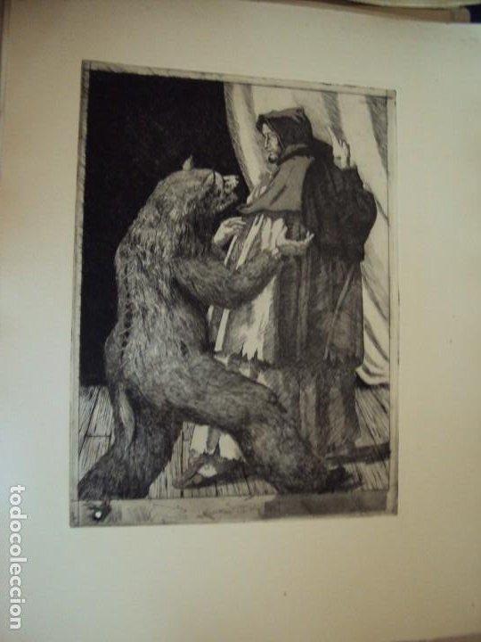 Arte: (PA-200700)LOTE DE 249 GRABADOS Y AGUAFUERTES DE RAMON CAPMANY Y MONTANER (1899-1992) - Foto 77 - 210650055