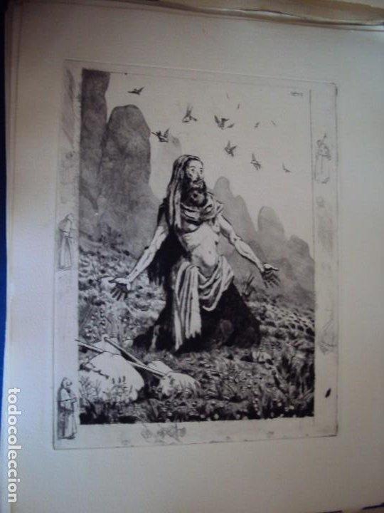 Arte: (PA-200700)LOTE DE 249 GRABADOS Y AGUAFUERTES DE RAMON CAPMANY Y MONTANER (1899-1992) - Foto 81 - 210650055