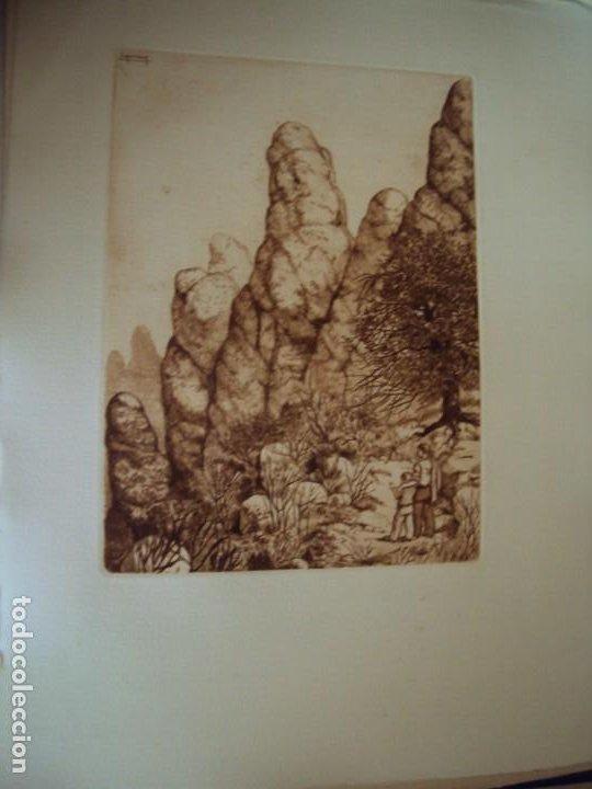 Arte: (PA-200700)LOTE DE 249 GRABADOS Y AGUAFUERTES DE RAMON CAPMANY Y MONTANER (1899-1992) - Foto 82 - 210650055