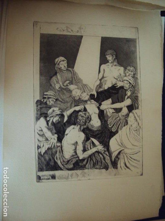 Arte: (PA-200700)LOTE DE 249 GRABADOS Y AGUAFUERTES DE RAMON CAPMANY Y MONTANER (1899-1992) - Foto 83 - 210650055