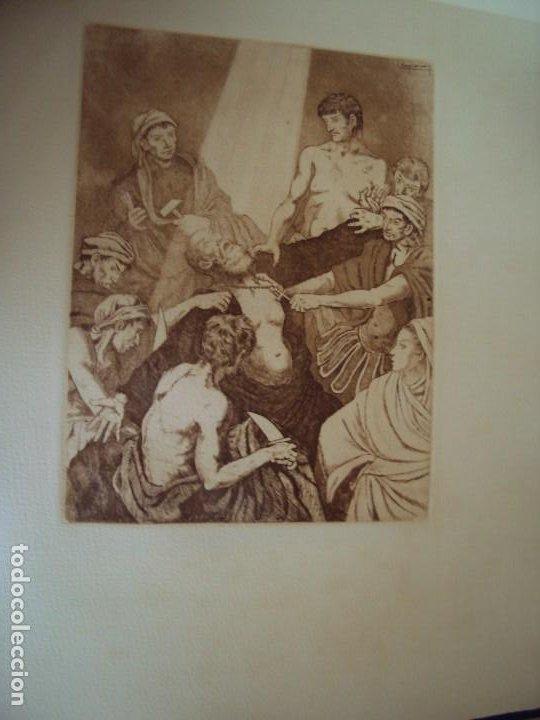 Arte: (PA-200700)LOTE DE 249 GRABADOS Y AGUAFUERTES DE RAMON CAPMANY Y MONTANER (1899-1992) - Foto 84 - 210650055