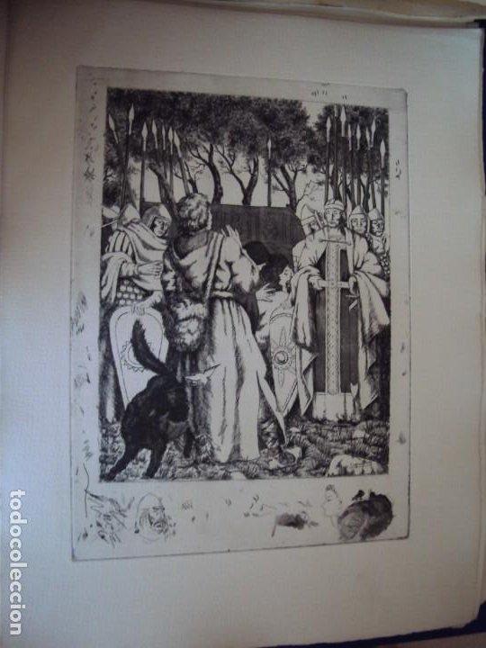 Arte: (PA-200700)LOTE DE 249 GRABADOS Y AGUAFUERTES DE RAMON CAPMANY Y MONTANER (1899-1992) - Foto 85 - 210650055