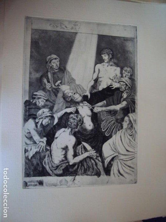 Arte: (PA-200700)LOTE DE 249 GRABADOS Y AGUAFUERTES DE RAMON CAPMANY Y MONTANER (1899-1992) - Foto 88 - 210650055