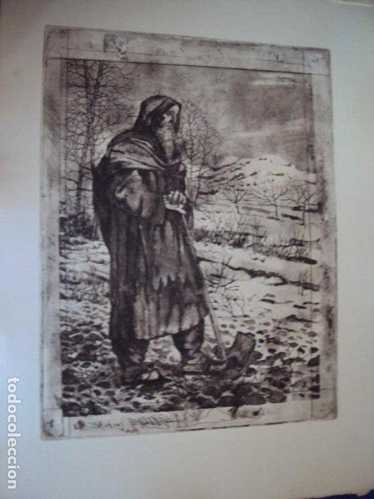 Arte: (PA-200700)LOTE DE 249 GRABADOS Y AGUAFUERTES DE RAMON CAPMANY Y MONTANER (1899-1992) - Foto 89 - 210650055