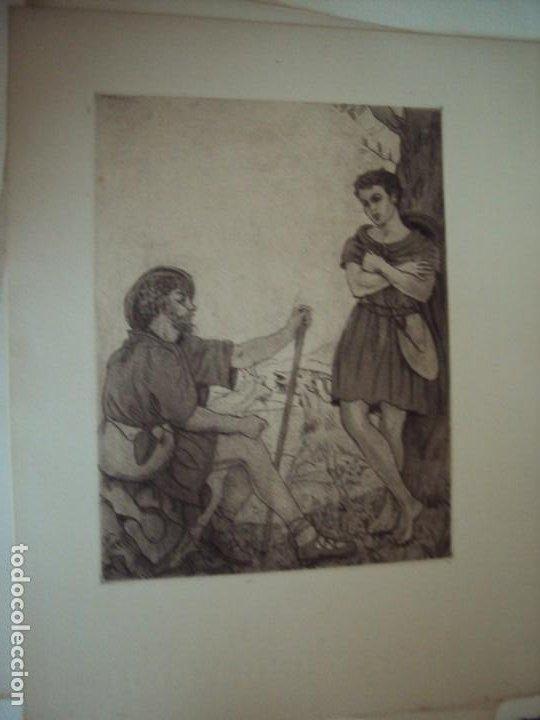 Arte: (PA-200700)LOTE DE 249 GRABADOS Y AGUAFUERTES DE RAMON CAPMANY Y MONTANER (1899-1992) - Foto 93 - 210650055