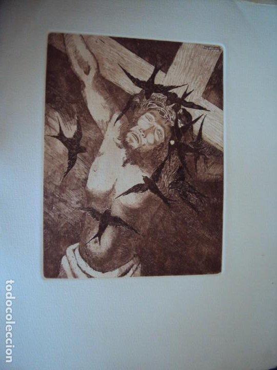 Arte: (PA-200700)LOTE DE 249 GRABADOS Y AGUAFUERTES DE RAMON CAPMANY Y MONTANER (1899-1992) - Foto 94 - 210650055