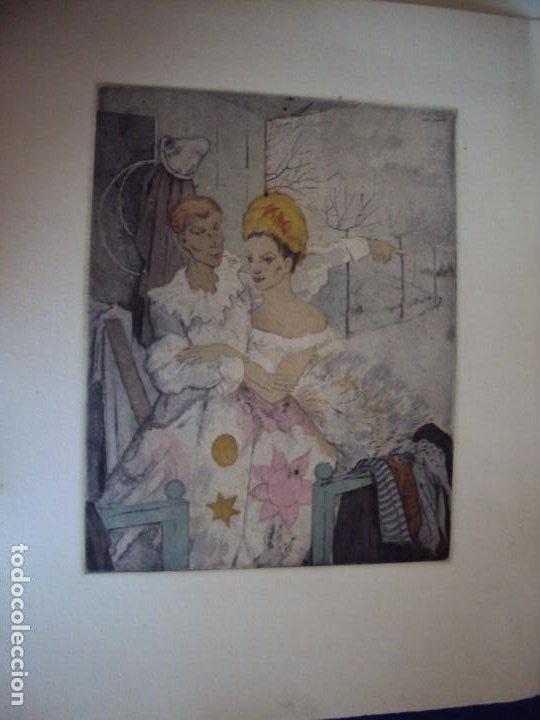 Arte: (PA-200700)LOTE DE 249 GRABADOS Y AGUAFUERTES DE RAMON CAPMANY Y MONTANER (1899-1992) - Foto 96 - 210650055