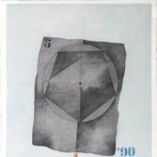 Arte: GIO POMODORO (1930-2002). Lote 211393504