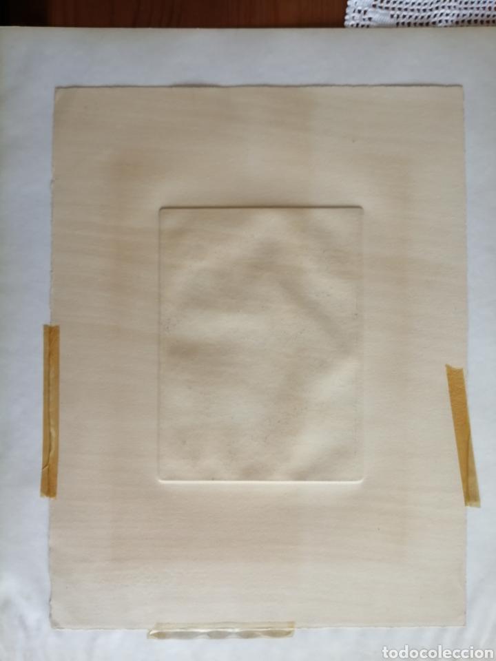 Arte: A. Santos ( Ángeles Santos?). Grabado firmado, titulado y numerado. - Foto 11 - 211413646