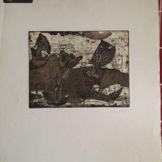 Arte: BONIFACIO ALFONSO (GRABADO). Lote 211663881