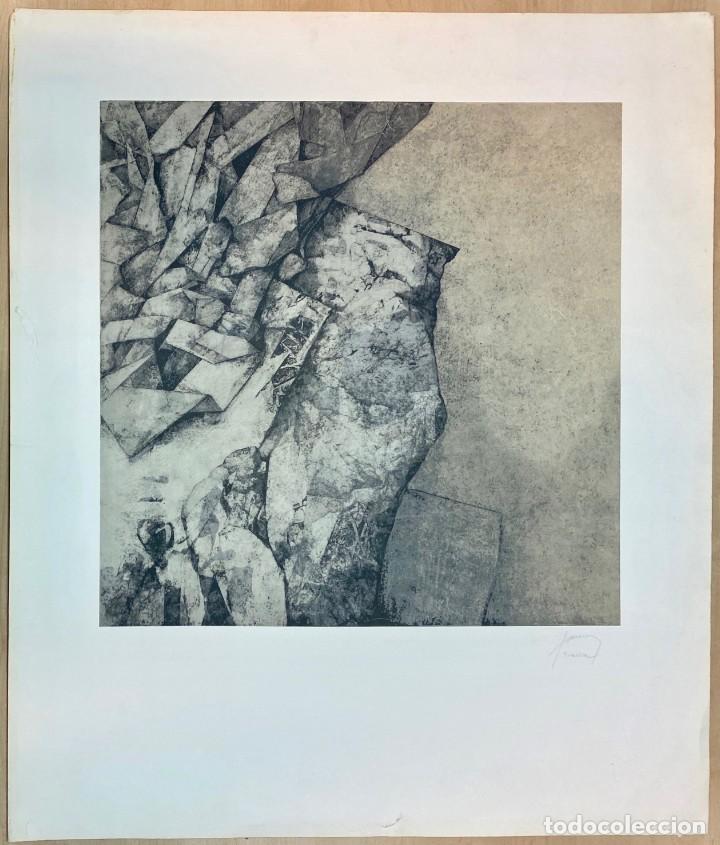 OBRA GRÁFICA ORIGINAL DE FRANCISCO FARRERAS (Arte - Grabados - Contemporáneos siglo XX)