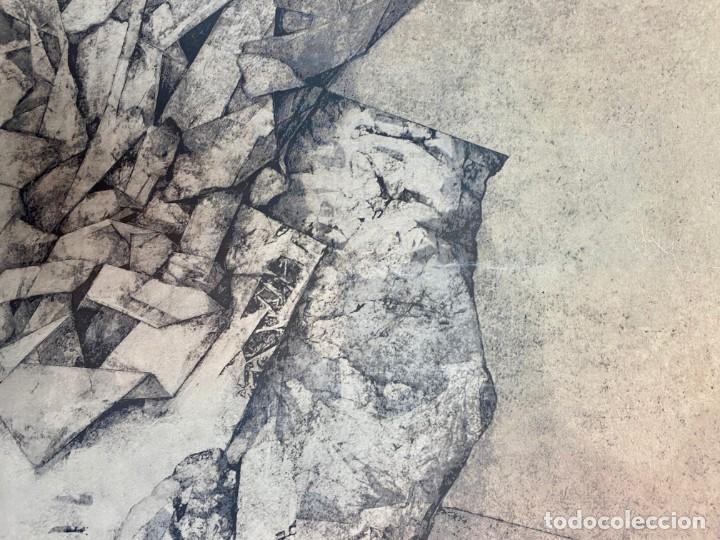 Arte: Obra gráfica original de Francisco Farreras - Foto 2 - 211756545