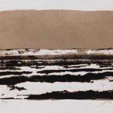 """Arte: """"CAMPOS"""" AUTORÍA: JOSÉ BEULAS (GERONA, 1921-HUESCA, 2017). Lote 211830648"""