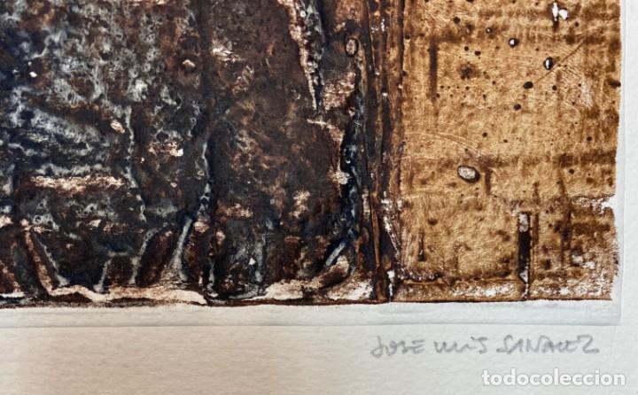 Arte: Obra gráfica original del escultor Jose Luis Sánchez - Foto 4 - 211872967