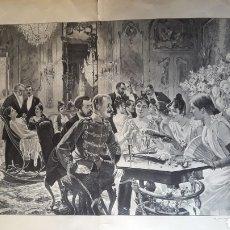 Arte: COLECCIÓN DE 25 NUEVOS GRABADOS ORIGINALES, ALEMANES DE FINALES DEL SIGLO XIX / XX.. Lote 212239393