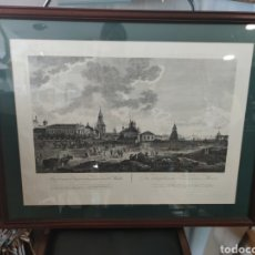 Arte: GRABADO DE GUERARD DE LA BARTHE, 1799, ESCENA RUSA, EN MUY BUEN ESTADO. Lote 212838978