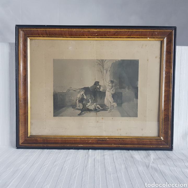 Arte: Danza Pompeyana por Coupil & Co. Siglo 19 - Foto 2 - 213064498