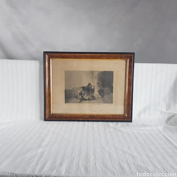 Arte: Danza Pompeyana por Coupil & Co. Siglo 19 - Foto 3 - 213064498