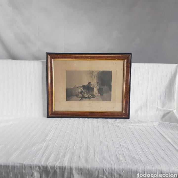 Arte: Danza Pompeyana por Coupil & Co. Siglo 19 - Foto 4 - 213064498
