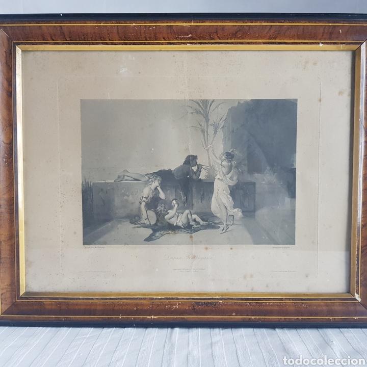 Arte: Danza Pompeyana por Coupil & Co. Siglo 19 - Foto 6 - 213064498