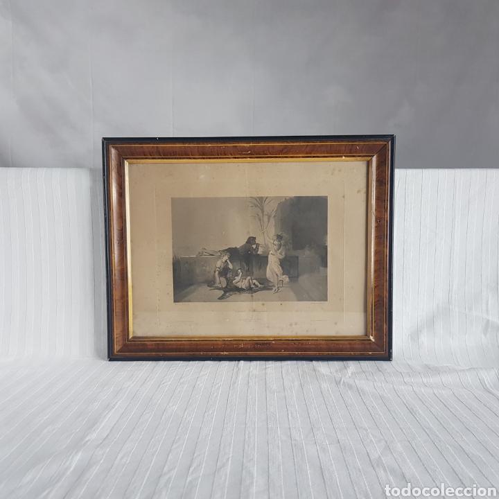 Arte: Danza Pompeyana por Coupil & Co. Siglo 19 - Foto 7 - 213064498