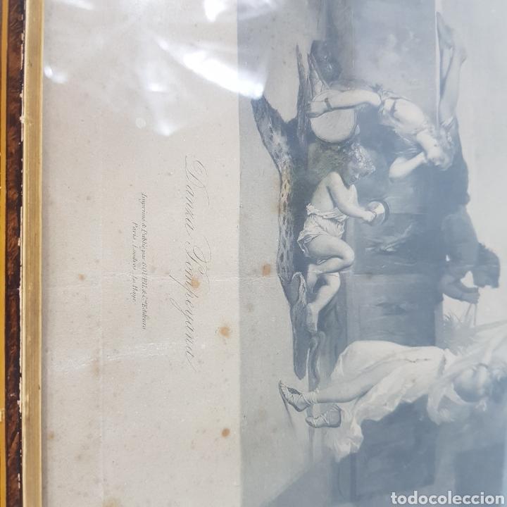 Arte: Danza Pompeyana por Coupil & Co. Siglo 19 - Foto 10 - 213064498