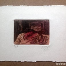 Arte: GUERRA CALLE GRABADO. Lote 214232020
