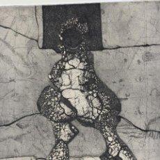 Arte: BRINKMANN, ENRIQUE (MÁLAGA 1938).EXCEPCIONAL GRABADO DE 24,2X31,7PAPEL 37,5X44,5. PA VI.. Lote 214627288