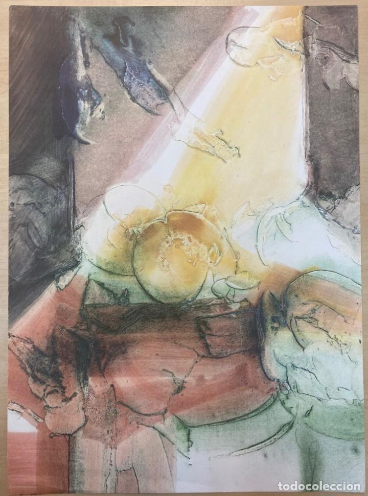 OBRA GRÁFICA ORIGINAL DE ANTONIO SUAREZ (Arte - Grabados - Contemporáneos siglo XX)