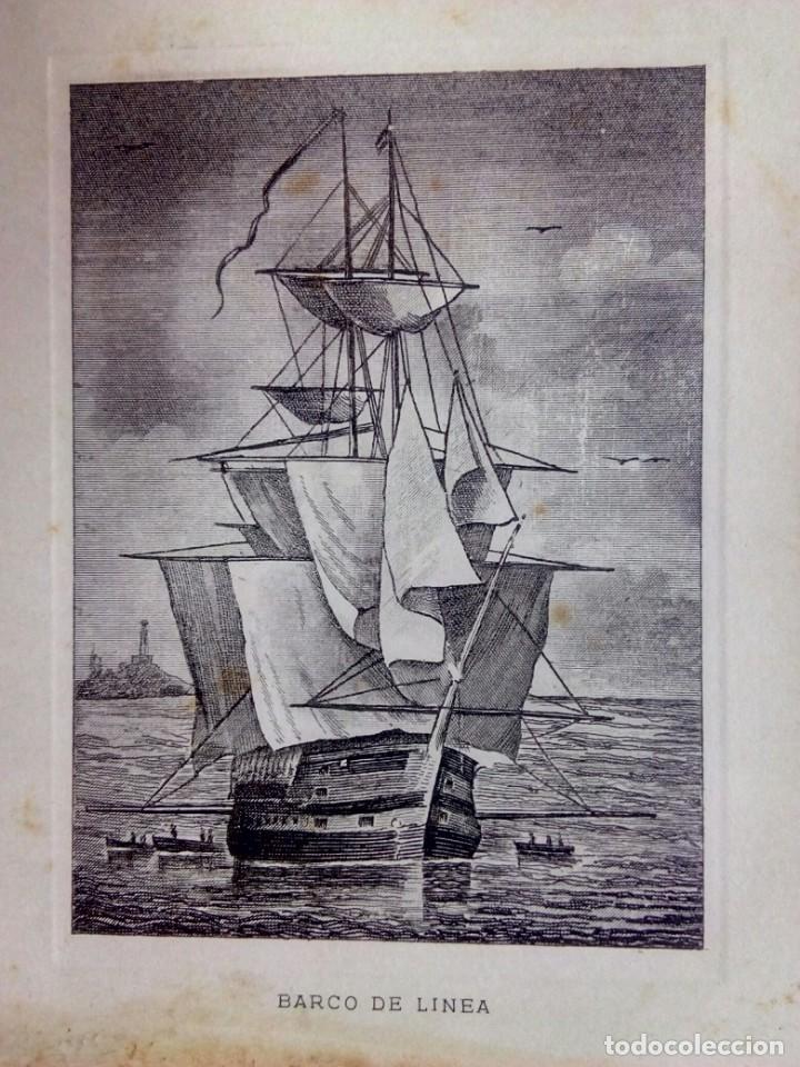 Arte: Tarjeta Navideña Luis Carrero Blanco enmarcada - Foto 3 - 216687470