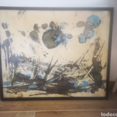 Arte: SIEGFRIED REICH AN DER STOLPE, NUMERADO TIRADA DE 15. MEDIDAS 62X50CM. RESTOS DE HUMEDAD. Lote 216865903