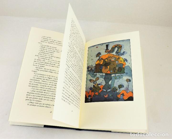 Arte: Alicia en el país de las maravillas + Grabado original de Gerhard Hofmann - Foto 3 - 217015855