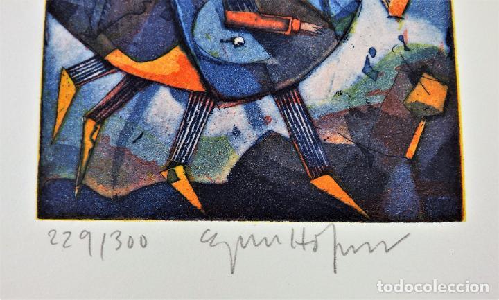Arte: Alicia en el país de las maravillas + Grabado original de Gerhard Hofmann - Foto 5 - 217015855