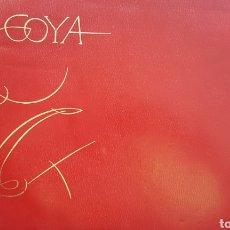 Arte: LA TAUROMAQUIA DE GOYA , 40 LAMINAS DE 34 X 49 CM. AÑOS 70 ENCUADERNACION EN PIEL.. Lote 217906018