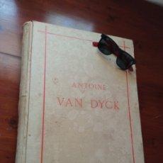Arte: 46 CM - ANTOINE VAN DYCK (1599-1641) - IMPRESIONANTES GRABADOS XIX - 1ª EDICION PARIS 1882. Lote 218192897