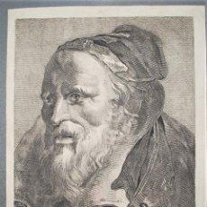 Arte: SERENISSIMO D. D. MARCO FOSCARENO. GIOVANNI BATTISTA TIEPOLO, 1750 - 1803. Lote 218506786