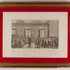 Arte: HÉROES DE BARCELONA. PROCESO DE LA CIUDADELA - BONAVENTURA PLANELLA - ..... Lote 218530165
