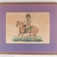 Arte: FIELD MARSHAL PRINCE SWARTZENBURGH - JOHN ROMNEY - MEYRON 1816. Lote 218533502