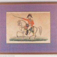 Arte: HIS ROYAL HIGNESS THE DUKE OF YORK - CANTON - 1815. Lote 218533963