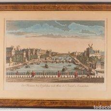 Arte: LA MAISON DES ORPHELINS - AMSTERDAM - DAUMONT. Lote 218619435